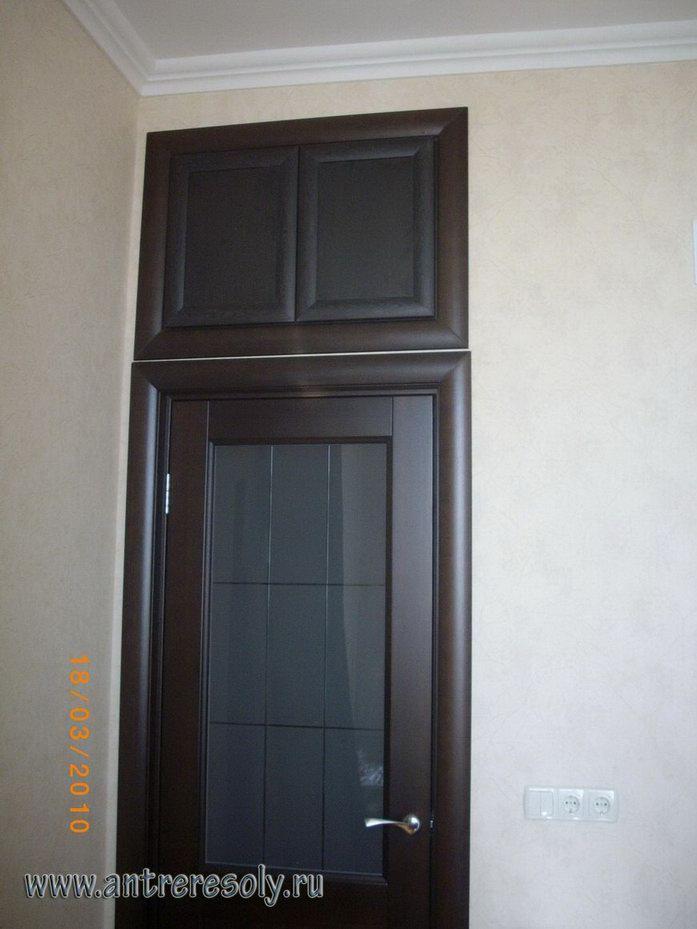 Обновить старые двери 138